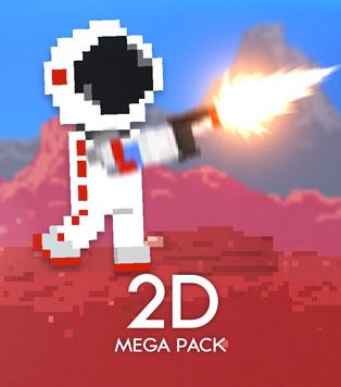 2d Mega Pack