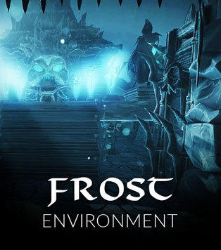 Fantasy Frost Environment