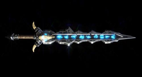 Fantasy Rune Weapons Screenshot