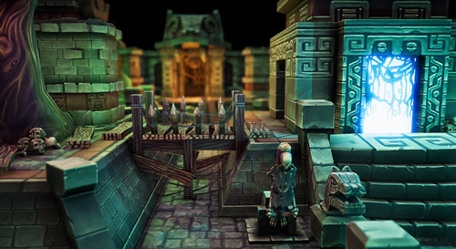 Mayan Temple Screenshot