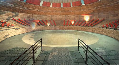 Medieval Arena Screenshot