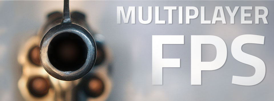 Multiplayer FPS Assets Banner