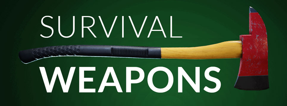 Survival Weapons Banner