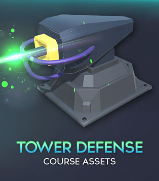 Tower Defense Assets