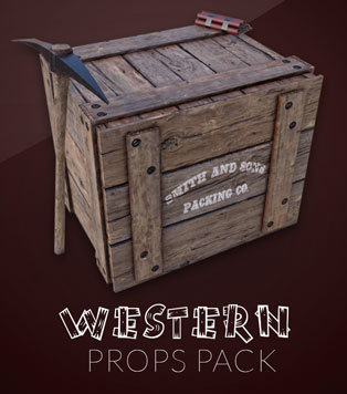 Western Props Pack